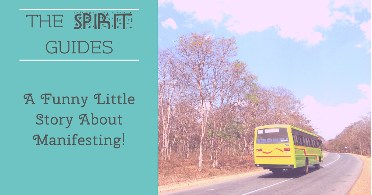 A Funny Little Story to Share with You about Manifesting!